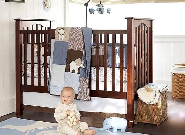 All Crib Boys Sports Bedding