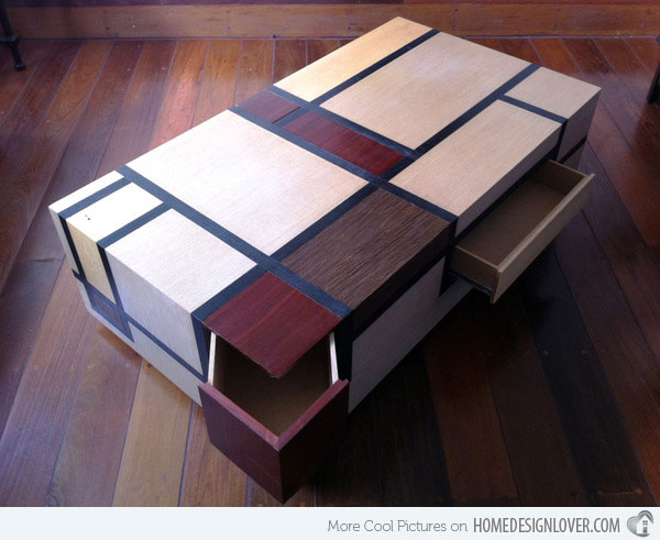 14 Stunning Multifunctional Coffee Tables  Home Design Lover