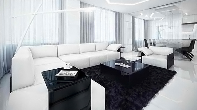 modern interior design living room black and white rustic furniture 20 contemporary rooms home lover