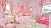 Home Design  Pink Baby Room Ideas
