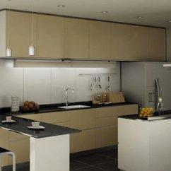 Kitchen Bar Designs Cabinet Estimator 20 Modern And Functional Home Design Lover Mixed Cream