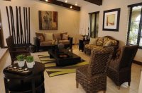 A Showcase of 15 Modern Living Room Designs with Asian ...