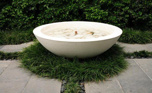 water feature design soft