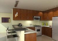 20 Modern and Functional Kitchen Bar Designs   Home Design ...