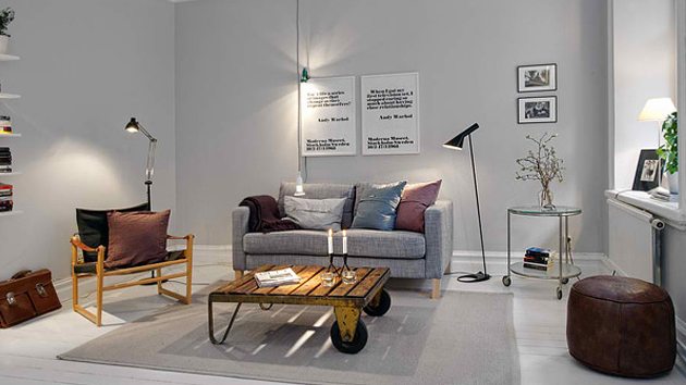 modern look living room ikea rooms 20 chic designs for a charming home design lover