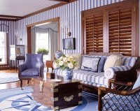15 Warm and Cozy Country Inspired Living Room Design Ideas ...