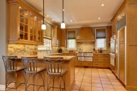 15 Lovely and Warm Country Styled Kitchen Ideas   Home ...