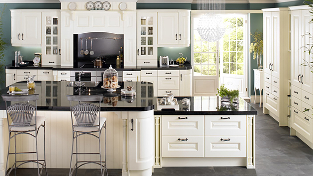 thomasville kitchen cabinets sideboards 15 lovely and warm country styled ideas | home ...