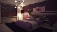 15 Ravishing Purple Bedroom Designs | Home Design Lover