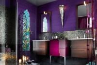 15 Majestically Pleasing Purple and Lavender Bathroom ...