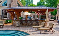 15 Outdoor Kitchen Designs for a Great Cooking Aura | Home ...
