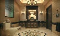 20 Luxurious and Comfortable Classic Bathroom Designs ...