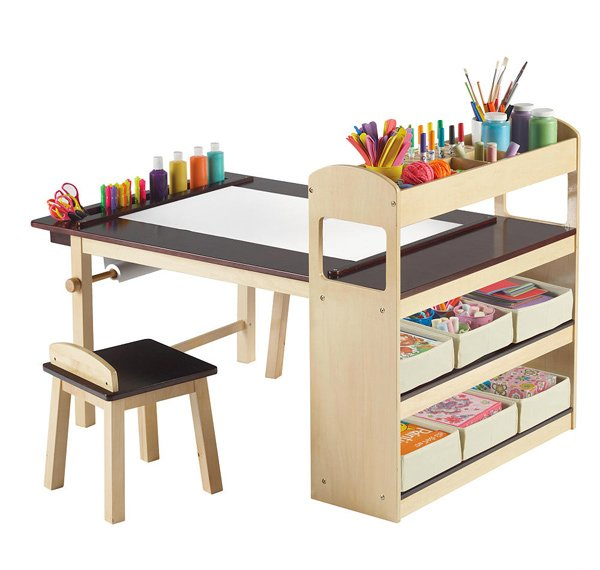 15 Kids Art Tables and Desks for Little Picassos  Home