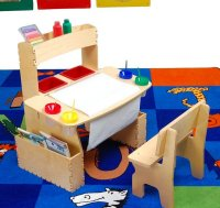 15 Kids Art Tables and Desks for Little Picassos   Home ...