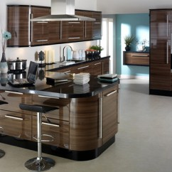Colored Kitchen Cabinets Design Software Mac 15 Earth-toned High Gloss Designs | Home Lover