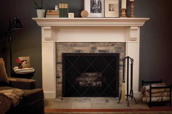 15 Traditional Mantel Designs Home Design Lover