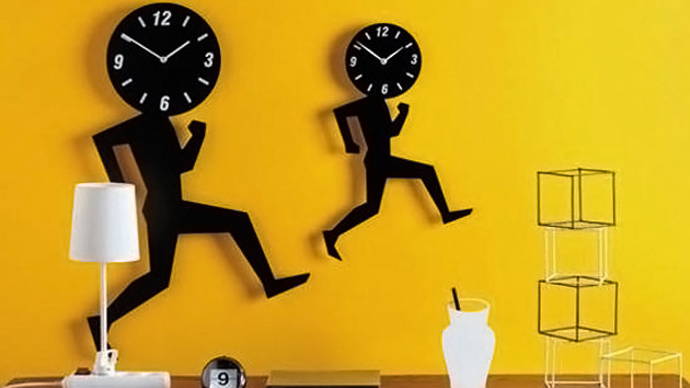 15 Amazingly Creative And Unique Wall Clock Designs Home