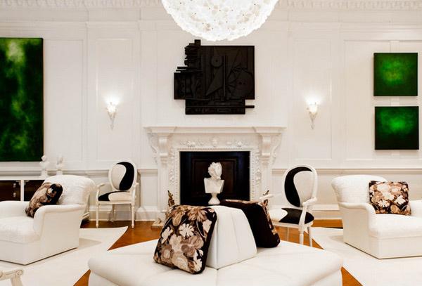 15 Avant Garde Living Rooms Home Design Lover