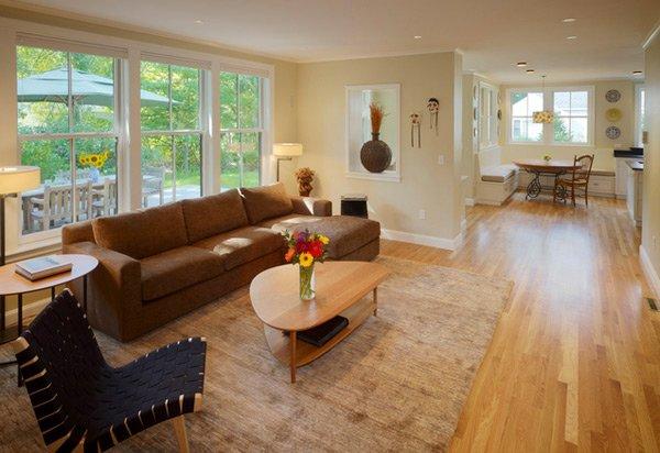 Earth Tones Living Room Design Ideas