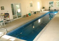 15 Fascinating Lap Pool Designs | Home Design Lover