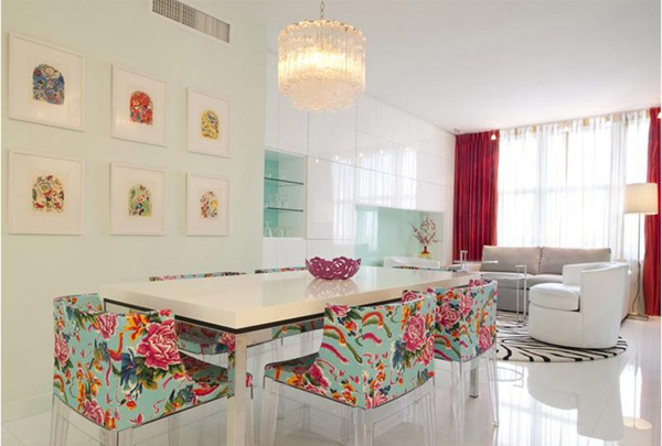 15 Kitschy Retro Dining Room Designs  Home Design Lover