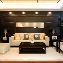Chinese Living Room Wood 15 Interiors For New Year Home Design Lover