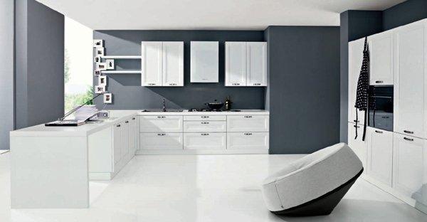 Cucina Scavolini Top   20 Modern Kitchen Color Schemes ...