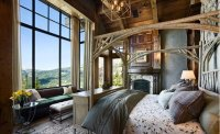 15 Rustic Bedroom Designs