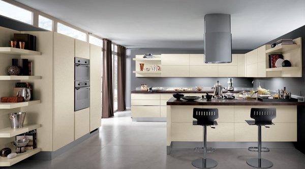 20 Modern Kitchen Color Schemes  Home Design Lover