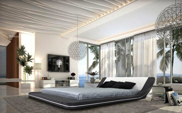15 Black And White Bedroom Ideas Home Design Lover