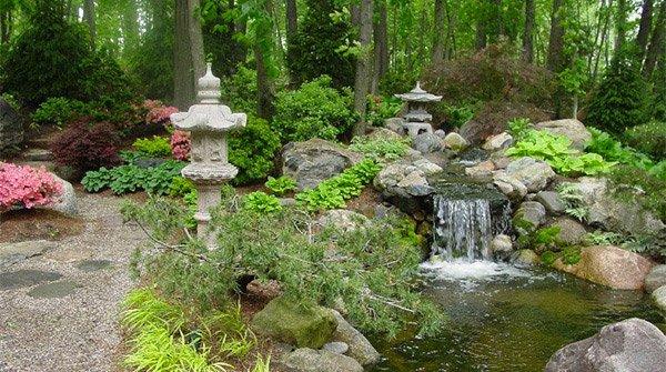 water gardens add fresher