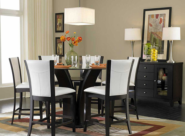 15 Counter Height Dining Sets  Home Design Lover