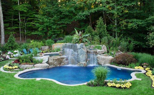 pool landscape design ideas