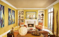 15 Fab Living Room Designs with Yellow Accent | Home ...