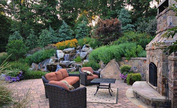 patio gardens outdoor recreation