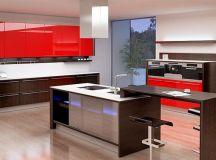 15 Unique and Modern Kitchen Island Designs   Home Design ...
