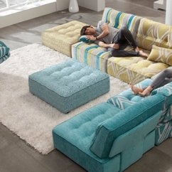 Modern Sofa Set Designs For Living Room Table Decorating Ideas 15 Flexible Modular Systems | Home Design Lover