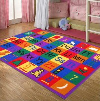 15 Kid's Area Rugs for More Enjoyable Playtime | Home ...