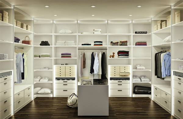 15 Walkin Closets for Storing and Organizing Your Stuff