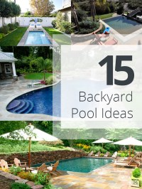 Backyard Pool Desigs