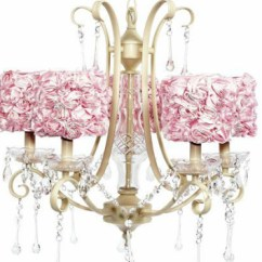 Condo Interior Design Ideas Living Room Sofa And Chair Sets 15 Alluring Pink Chandeliers For A Girl's Bedroom | Home ...