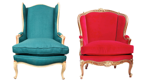 dining wingback chairs horseshoe rocking chair 15 antique in plain colors | home design lover