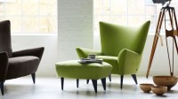 15 Modern Contemporary Wingback Chairs | Home Design Lover