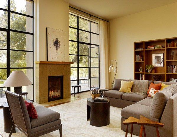 pretty living room contemporary decorating ideas 15 windows home design lover