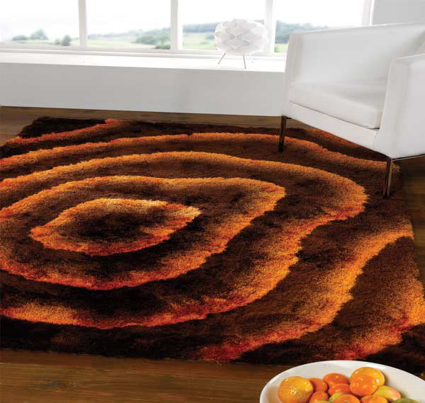 20 Fluffy and Stylish Shag Rugs  Home Design Lover