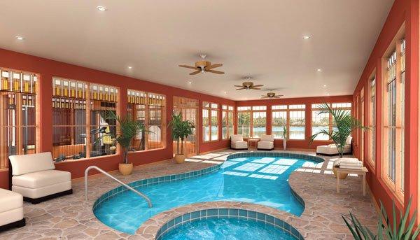 Home Design 20 Amazing Indoor Swimming Pools