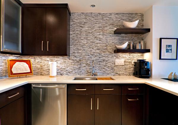15 Interesting Backsplash Tile Designs  Home Design Lover