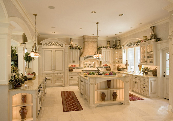 french colonial kitchen design 20 Astounding Dream Kitchen Designs | Home Design Lover