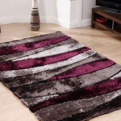 Long Kitchen Rugs Hutch 20 Fluffy And Stylish Shag | Home Design Lover