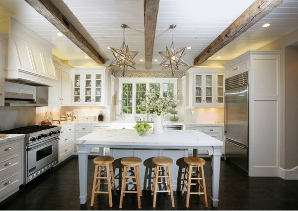15 Traditional Style Eatin Kitchen Designs  Home Design